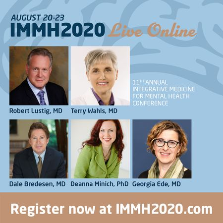 11th Annual Integrative Medicine for Mental Health Conference (IMMH)