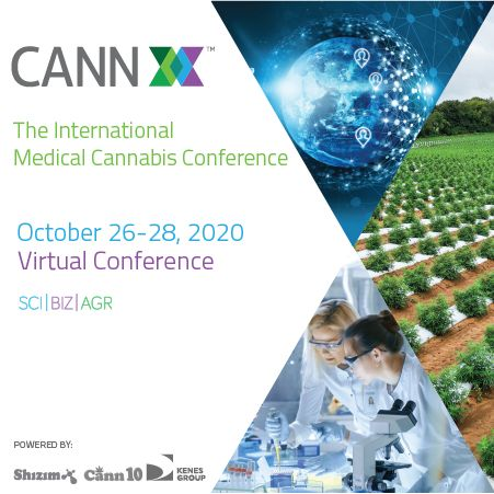 CannX 2020 - Virtual: 5th International Medical Cannabis Conference
