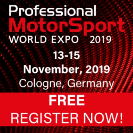Professional Motorsport World Expo 2019 - Cologne, Germany - 13-15 November