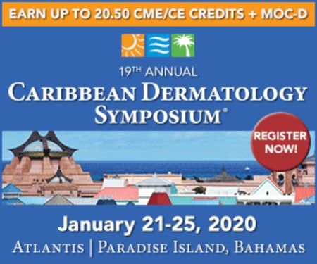 19th Annual Caribbean Dermatology Symposium