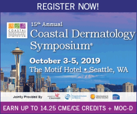 15th Annual Coastal Dermatology Symposium