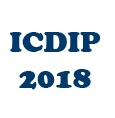 10th Int. Conf. on Digital Image Processing -Ei Compendex, Scopus and CPCI