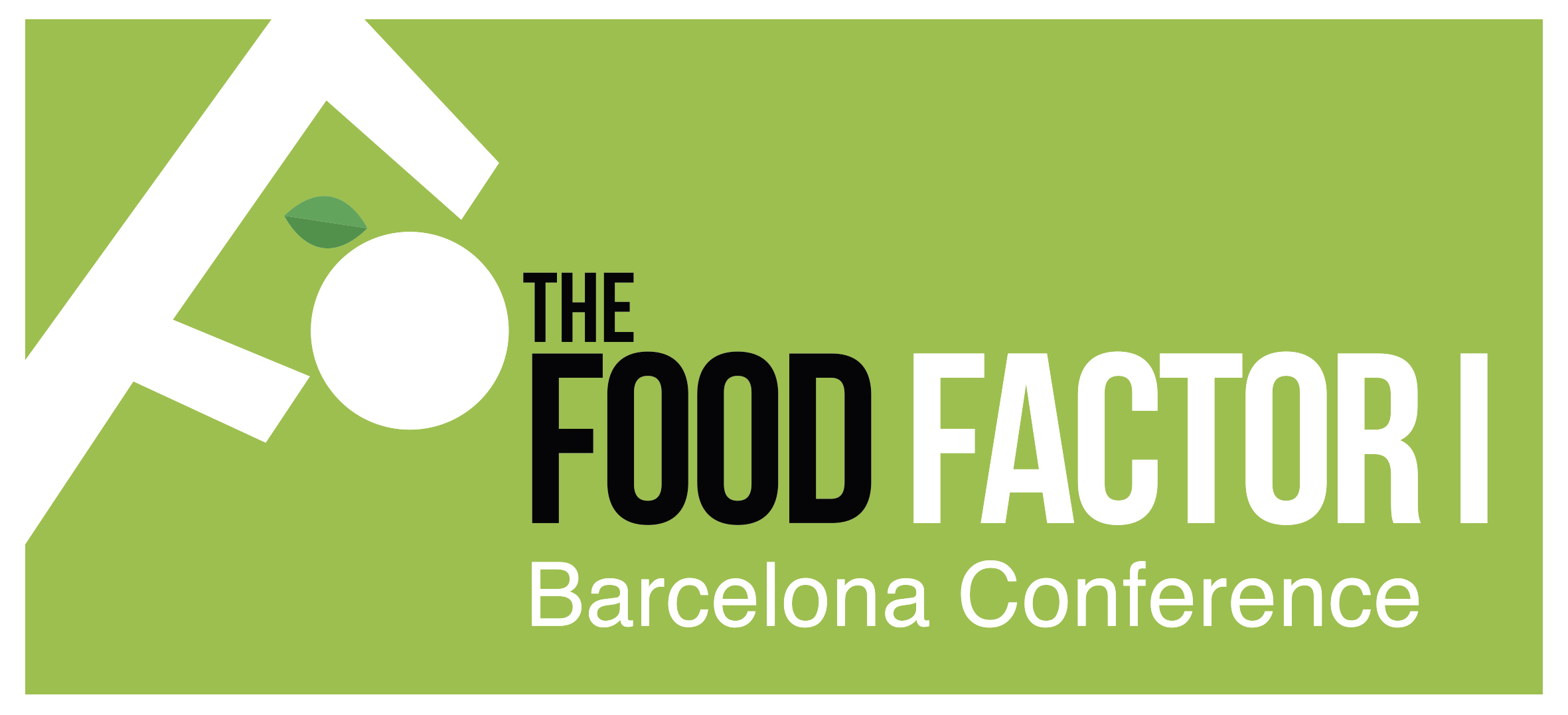 The Food Factor Barcelona Conference