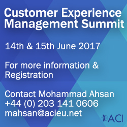 3rd Annual Customer Experience Management Summit