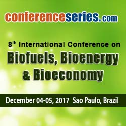 8th Int.  Conf. on Biofuels, Bioenergy & Bioeconomy