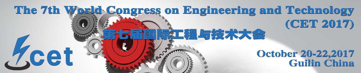 7th World Congress on Engineering and Technology