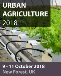 1st Int. Conf. on Urban Agriculture and City Sustainability