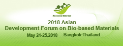 Asian Development Forum on Bio-based Materials