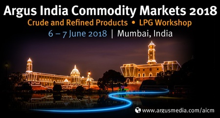 Argus India Commodity Markets 2018