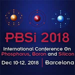 Int. Conf. On Phosphorus, Boron and Silicon