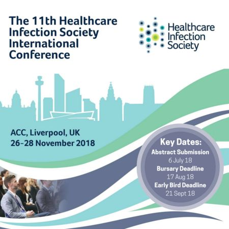 Healthcare Infection Society Int. Conf.