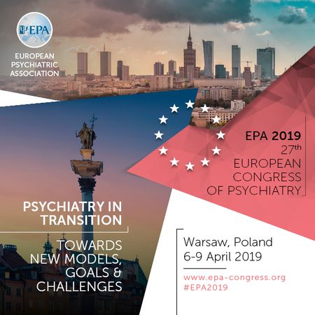 EPA 27th European Congress of Psychiatry