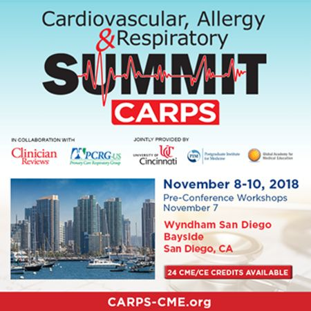 Cardiovascular, Allergy, and Respiratory Summit