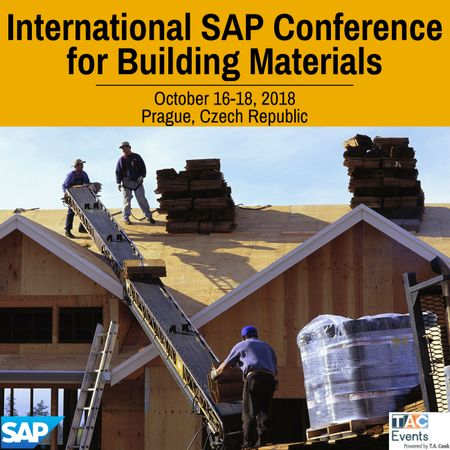 Int. SAP Conference for Building Materials