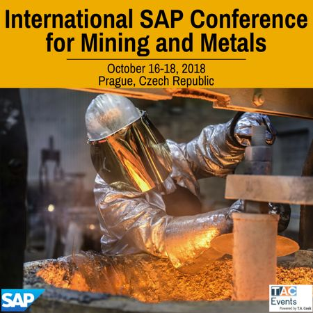 Int. SAP Conference for Mining and Metals