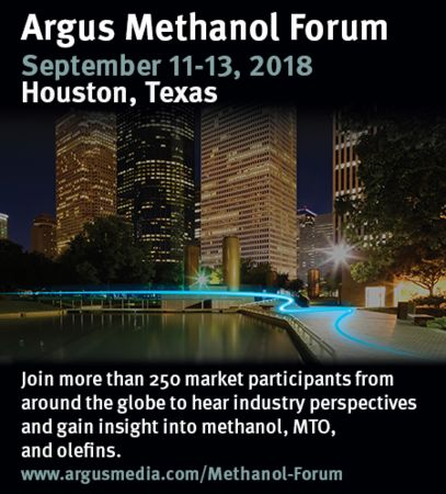 Argus Methanol Forum
