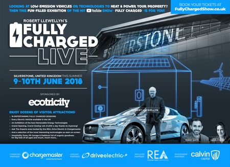 Fully Charged LIVE at Silverstone